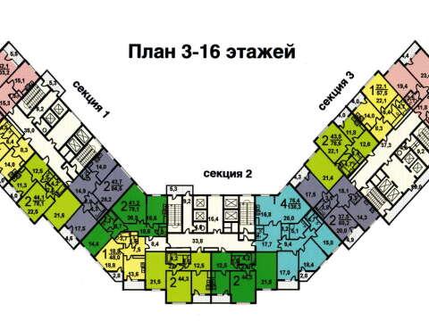 ЖК Рублевские огни